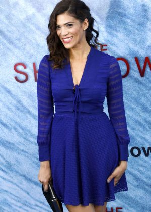 Laura Gomez - 'The Shallows' Premiere in New York