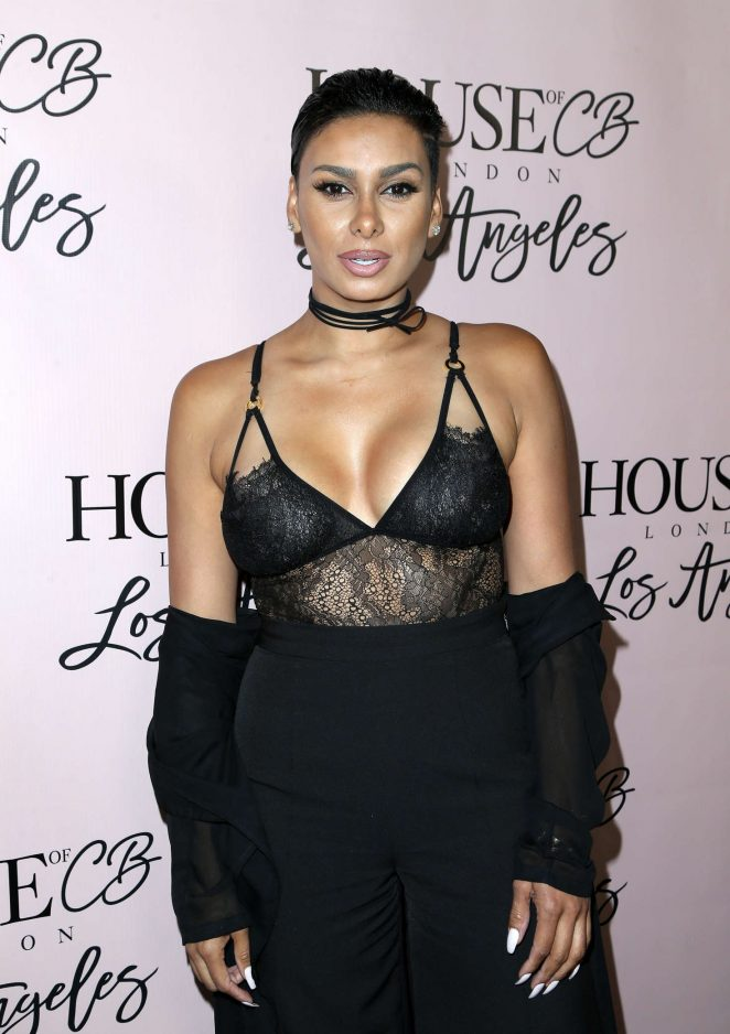 Laura Govan - House of CB Launch in West Hollywood