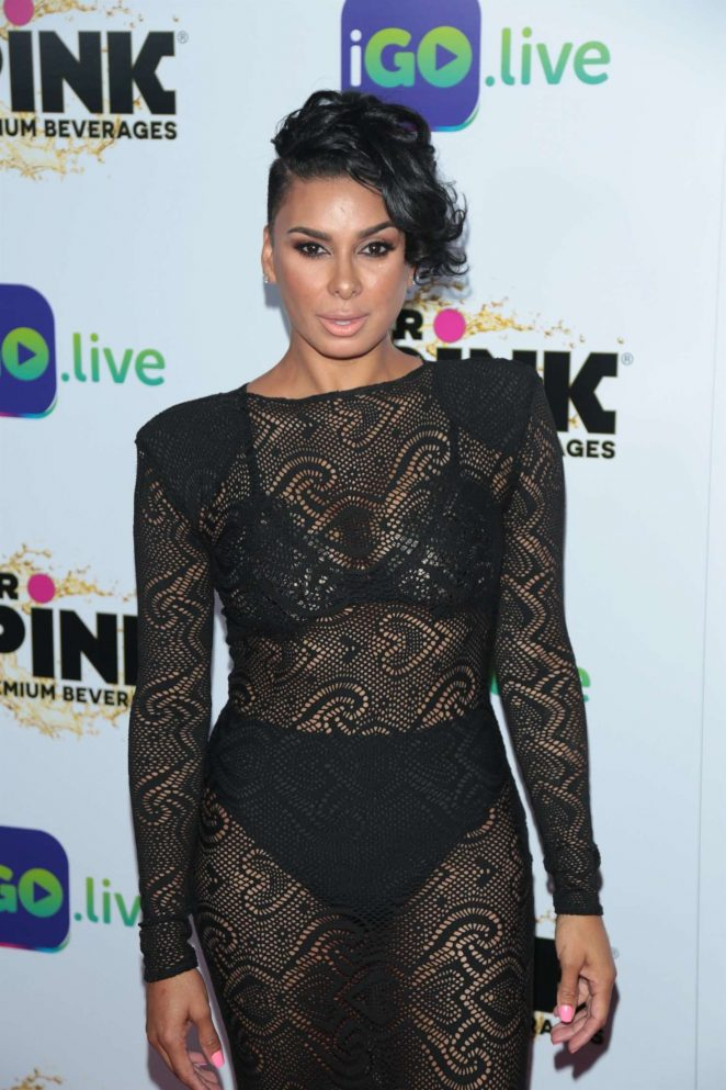 Laura Govan - iGo.Live Launch Event in Los Angeles