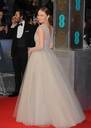 Laura Haddock - 2015 BAFTA Awards in London