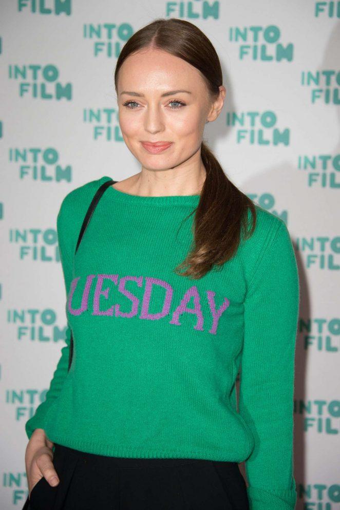 Laura Haddock - Into Film Awards 2017 in London