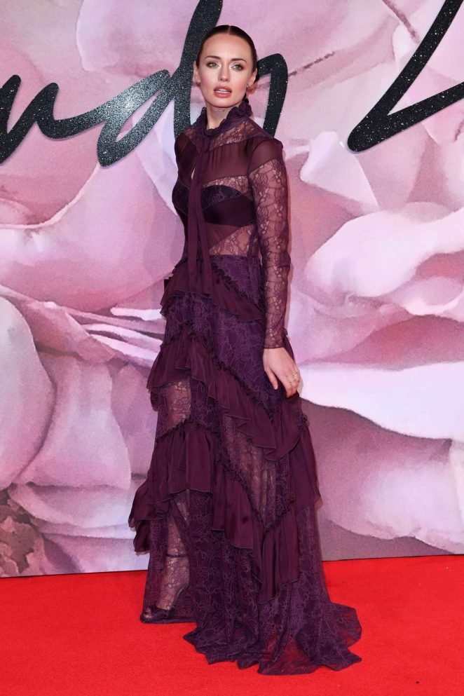 Laura Haddock - The Fashion Awards 2016 in London