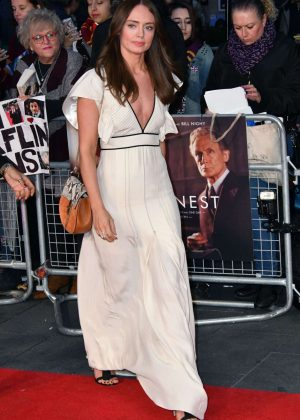Laura Haddock - 'Their Finest' Premiere at 60th BFI London Film Festival