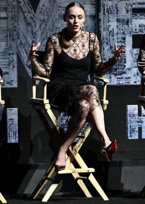 Laura Haddock - Universal Pictures Presentation at 2017 CinemaCon in Las Vegas