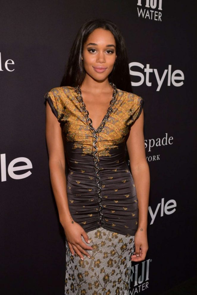 Laura Harrier – 2018 InStyle Awards in Los Angeles