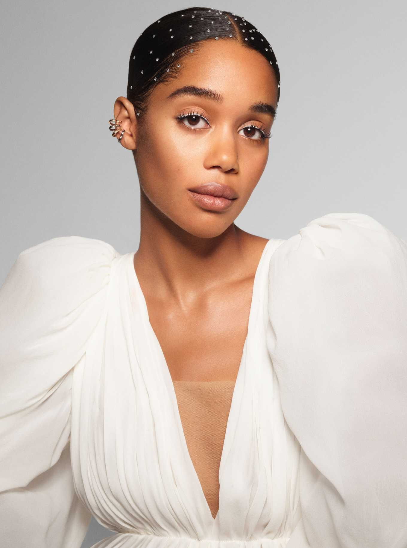 Laura Harrier - InStyle magazine (May 2020)