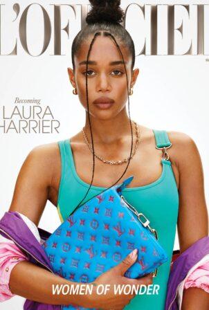 Laura Harrier - L'Officiel Paris (May 2021)