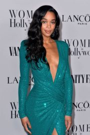 Laura Harrier - Vanity Fair and Lancome Women In Hollywood Celebration in West Hollywood