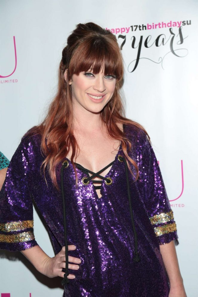 Laura Kirkpatrick - SU Magazine's 17th Anniversary Celebration in Hollywood