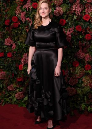 Laura Linney - 2018 Evening Standard Theatre Awards in London
