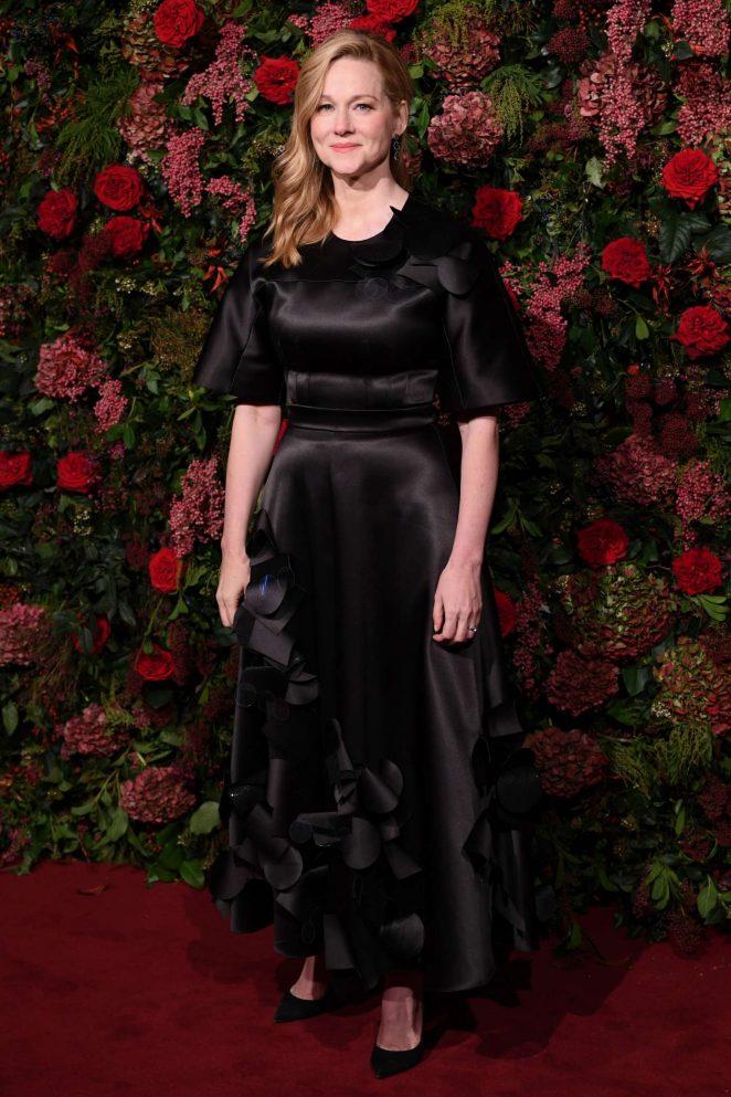 Laura Linney – 2018 Evening Standard Theatre Awards in London