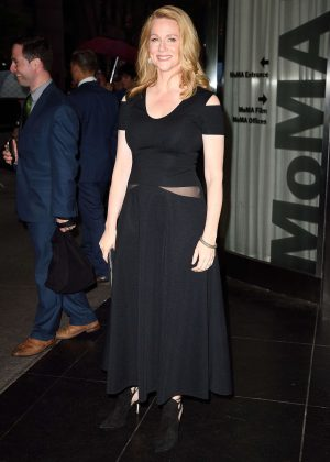 Laura Linney - 'Genius' Premiere in New York City