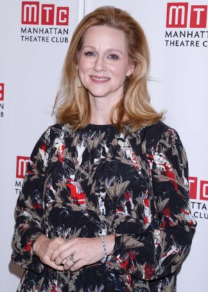 Laura Linney - Manhattan Theatre Club Fall Benefit in NYC