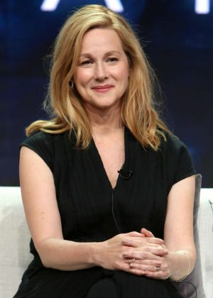 Laura Linney - Netflix 'Ozark' TV Show Panel at 2018 TCA Summer Press Tour in LA