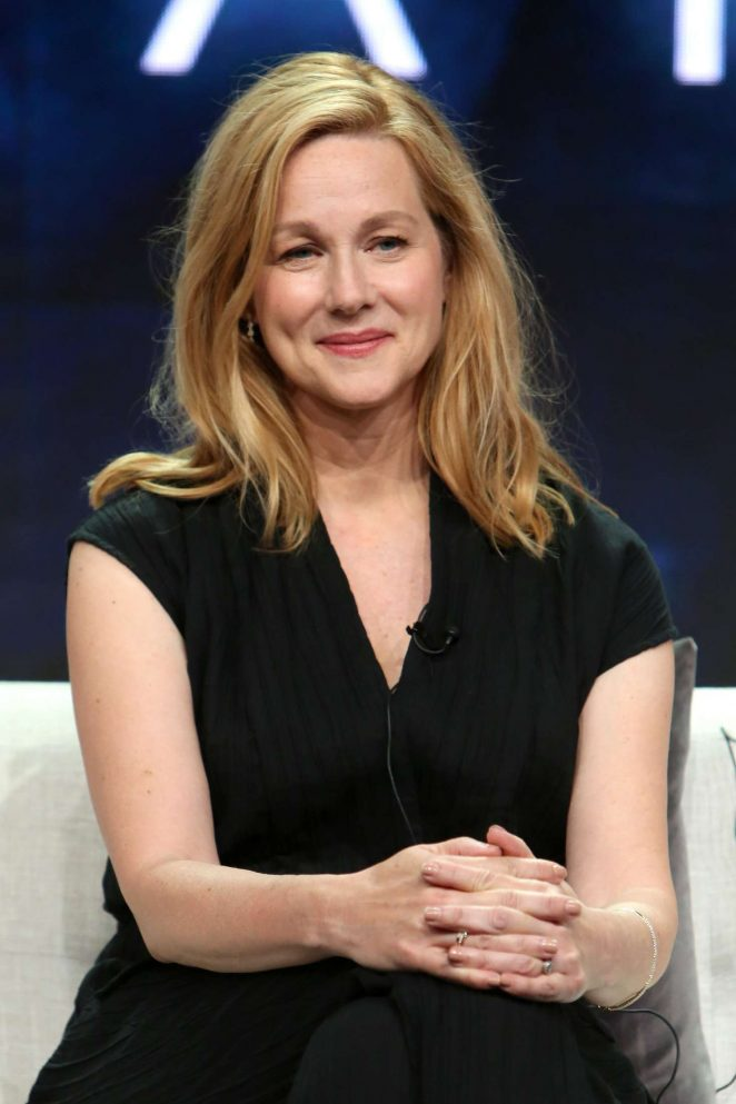Laura Linney – Netflix 'Ozark' TV Show Panel at 2018 TCA