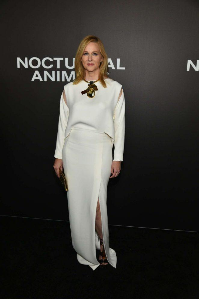 Laura Linney - 'Nocturnal Animals' Premiere in New York