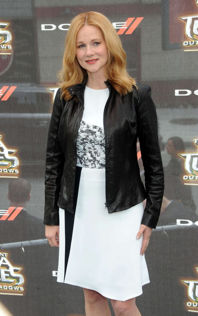 Laura Linney – 'Teenage Mutant Ninja Turtles: Out Of The Shadows' Premiere in NYC