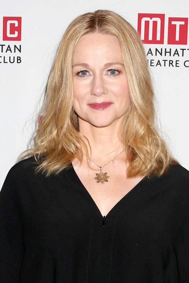 Laura Linney - 'The Little Foxes' Play Opening Night in New York