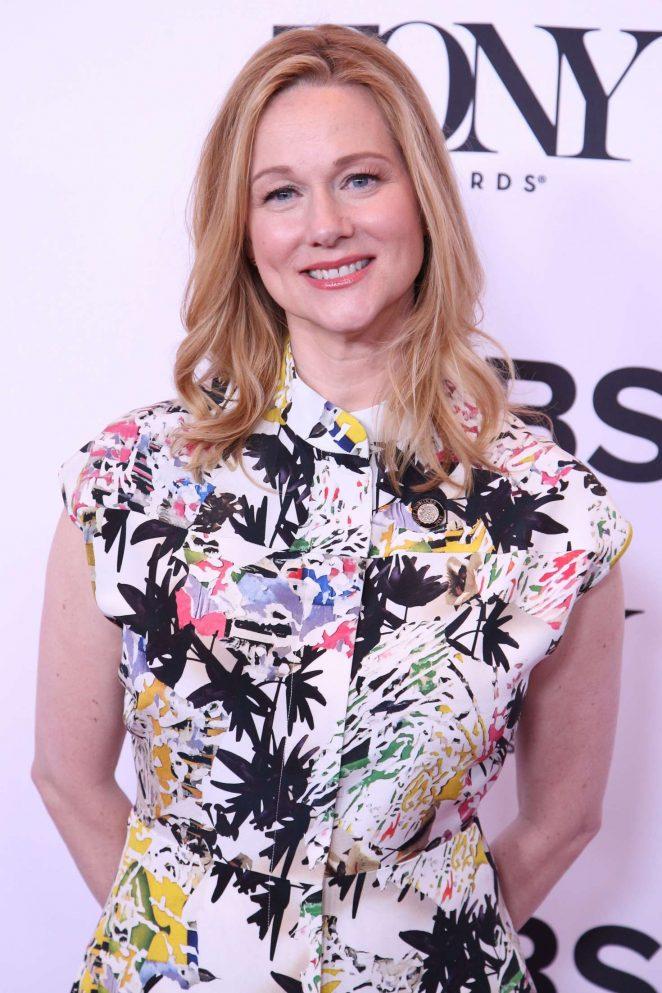 Laura Linney – Tony Awards Nominees Photocall in New York
