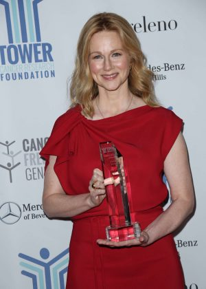 Laura Linney - Tower Cancer Research Foundation's Tower Of Hope Gala in LA