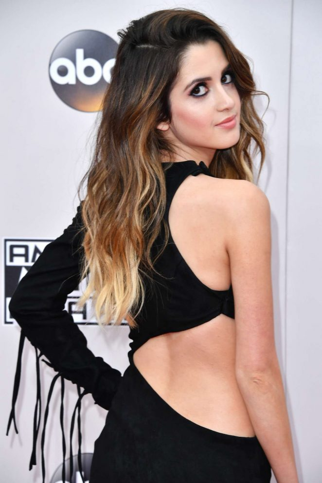 Laura Marano - 2016 American Music Awards in Los Angeles