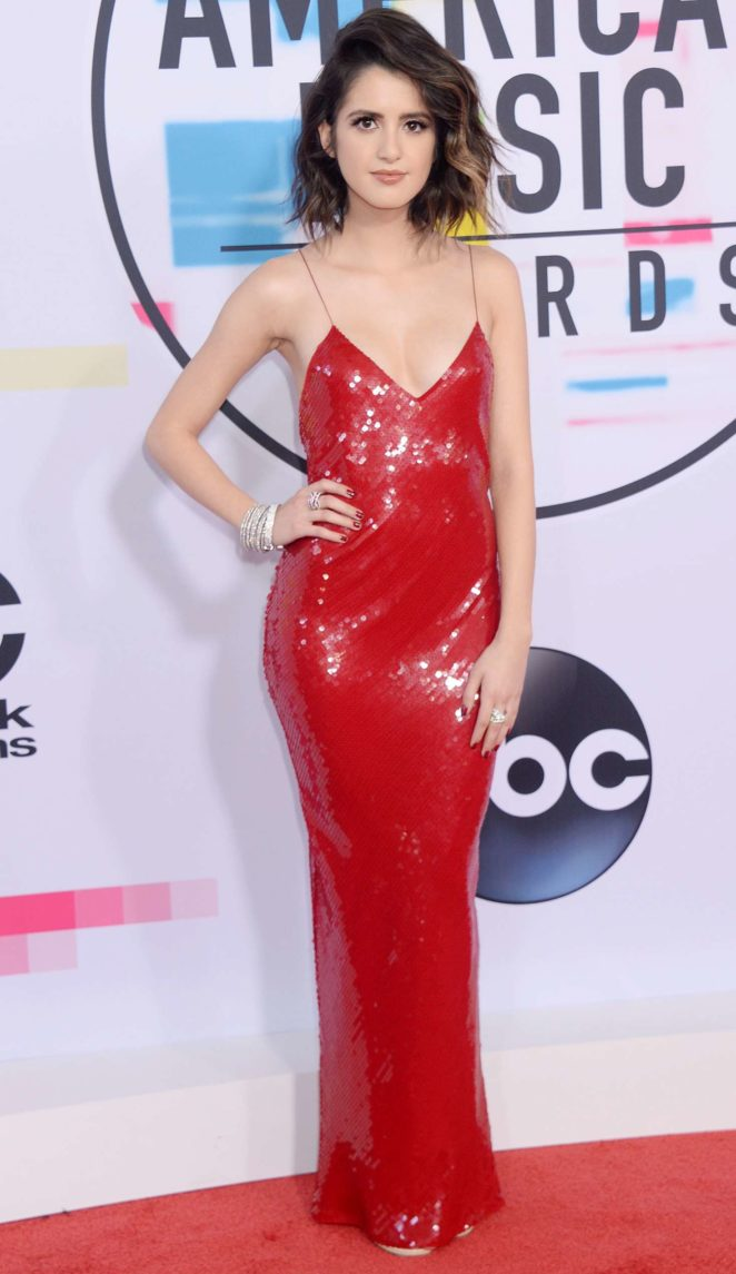 Laura Marano - 2017 American Music Awards in LA