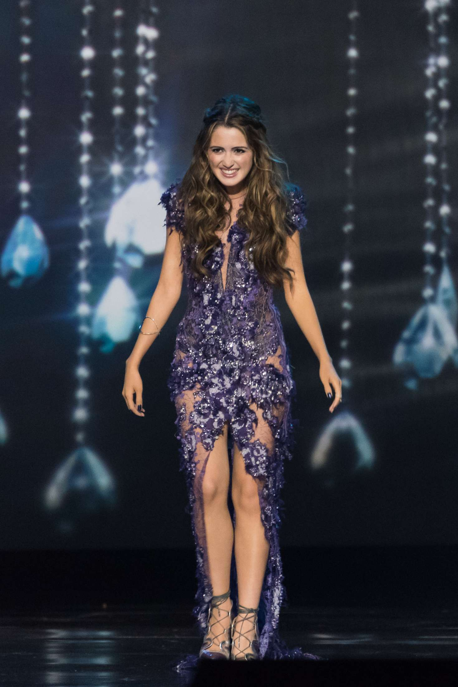 Laura Marano: 2017 Miss America Competition -19 - GotCeleb