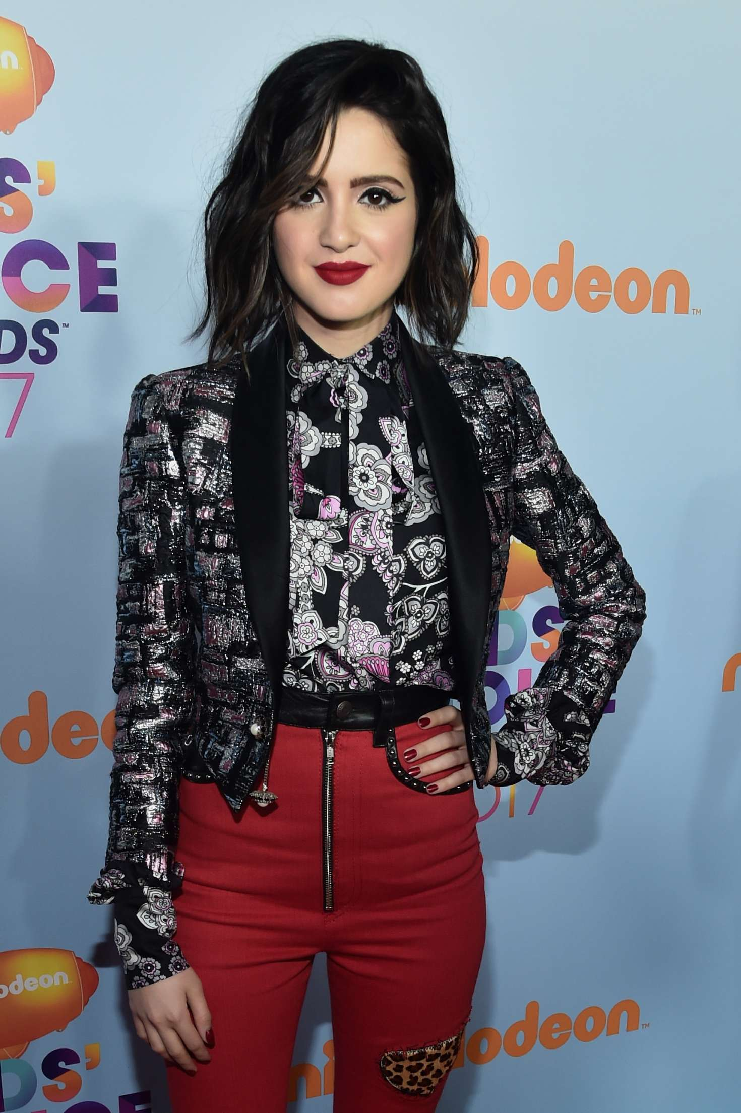 Laura Marano - 2017 Nickelodeon Kids' Choice Awards in LA