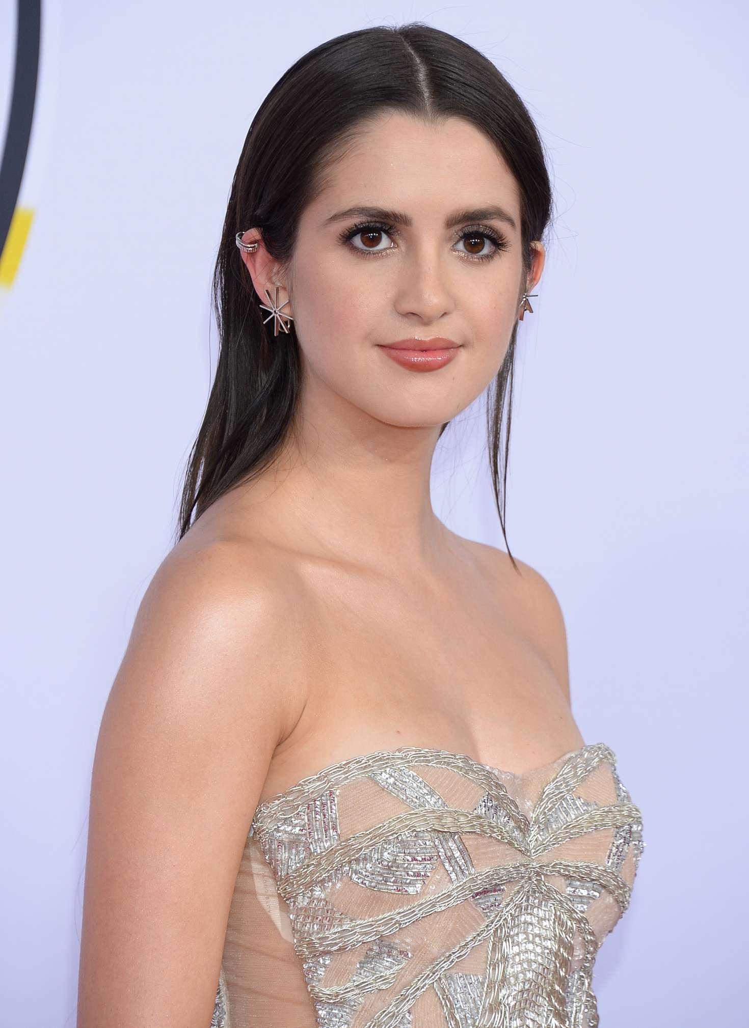 Laura Marano – 2018 American Music Awards In Los Angeles