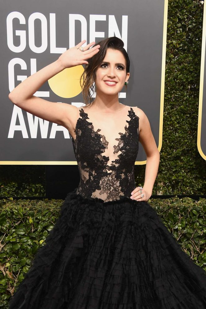 Laura Marano - 2018 Golden Globe Awards in Beverly Hills