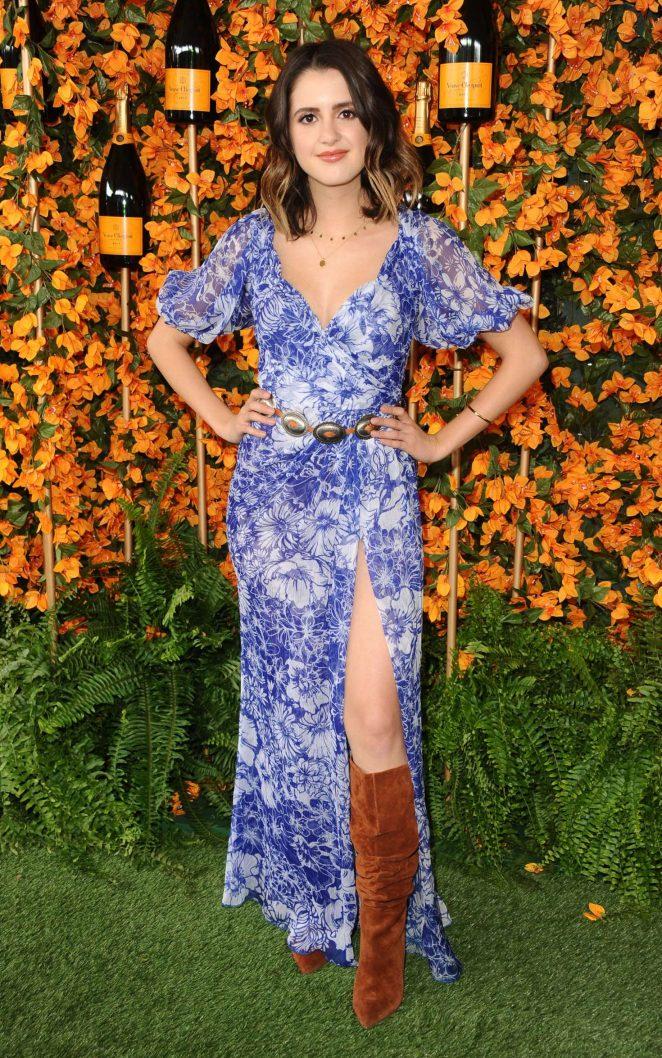 Laura Marano - 2018 Veuve Clicquot Polo Classic in Los Angeles