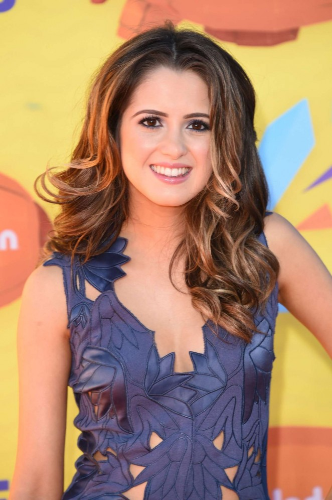 Laura Marano - Nickelodeon Kids Choice Awards 2015 in Inglewood