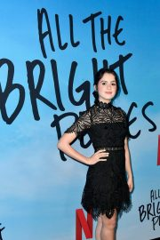 Laura Marano - 'All The Bright Places' special screening in Hollywood