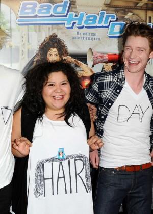 Laura Marano: Bad Hair Day Premiere -10