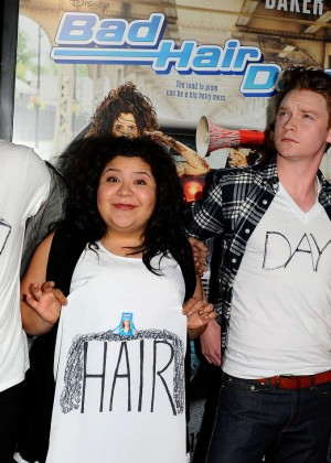 Laura Marano: Bad Hair Day Premiere -18