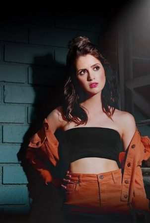 Laura Marano - 'Can't Hold On Forever' Promos (May 2020)