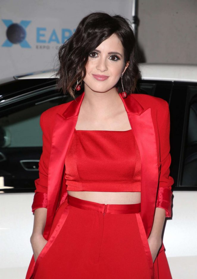 Laura Marano - Global Green Pre Oscars Party 2018 in Los Angeles