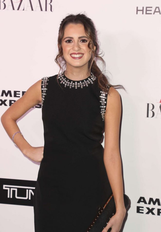Laura Marano - Harper's Bazaar Celebrates 150 Most Fashionable Women in West Hollywood