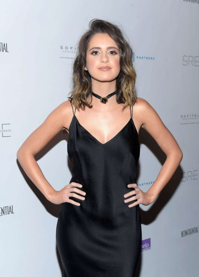 Laura Marano - Hollywood Heroes Charity Event hosted by ChildHelp in LA