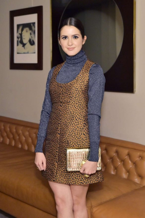 Laura Marano - InStyle & Kate Spade New York Dinner in West Hollywood