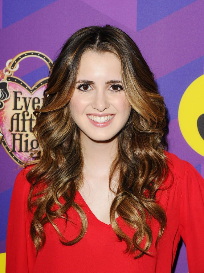 Laura Marano - Just Jared's Way to Wonderland Party in West Hollywood