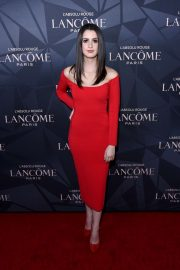 Laura Marano - Lancome x Vogue L'Absolu Ruby Holiday Event in West Hollywood