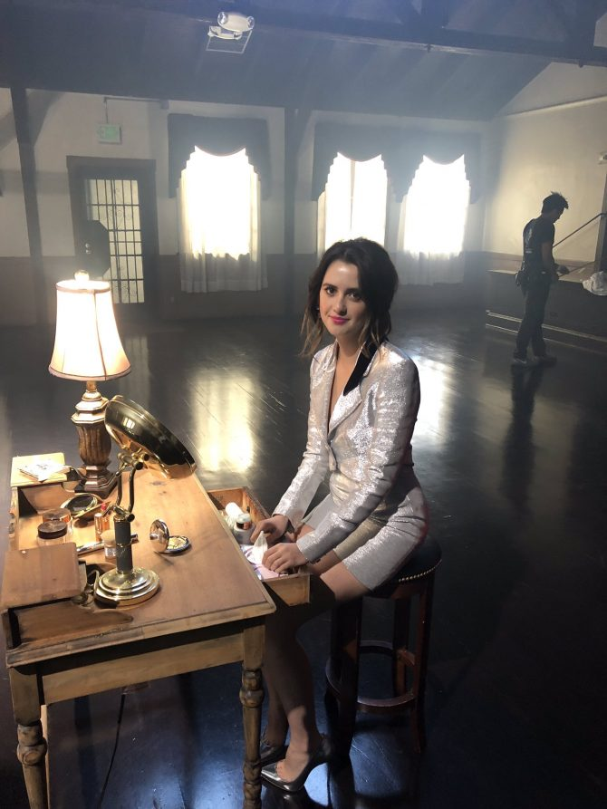 Laura Marano - 'Let me cry' Music Promos 2019
