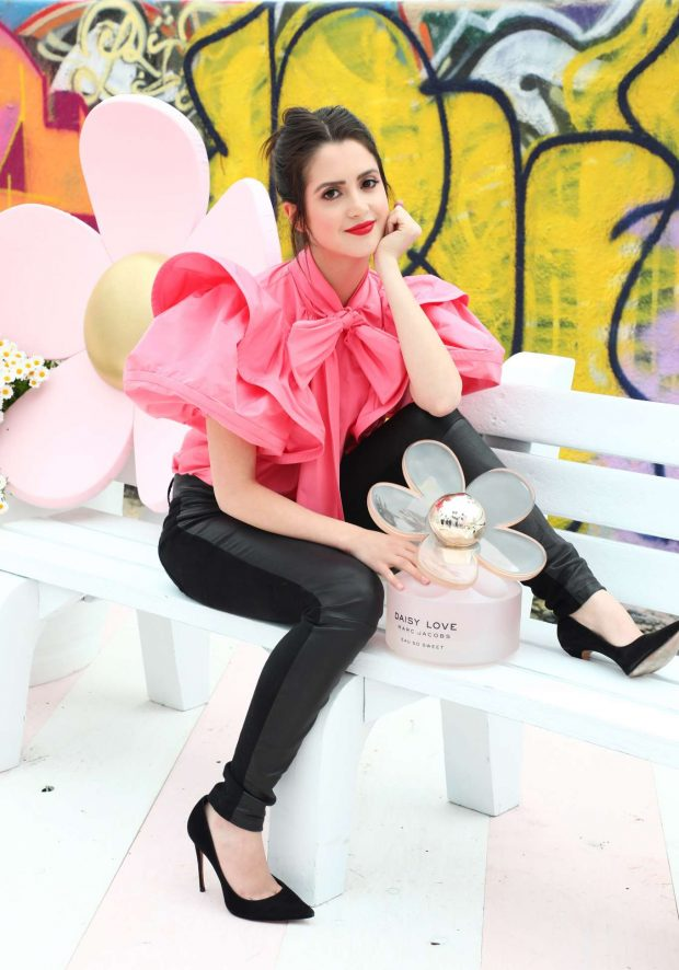 Laura Marano - Marc Jacobs Daisy Love 'So Sweet' Fragrance Popup Event in LA