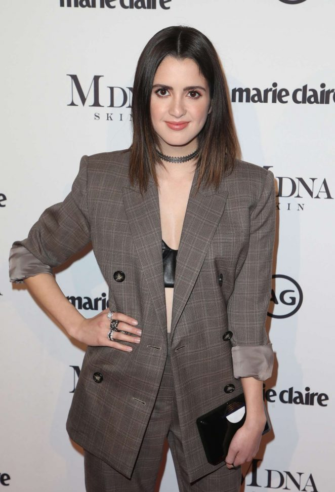 Laura Marano - Marie Claire Image Makers Awards 2018 in Los Angeles