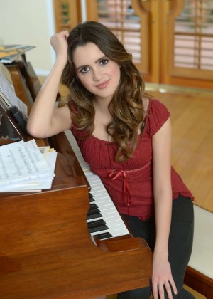 Laura Marano - Michael Simon Photoshoot in Los Angeles