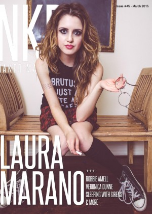 Laura Marano - NKD Magazine (March 2015)