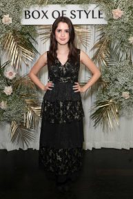 Laura Marano - Rachel Zoe Collection and Box of Style Spring Event with Tanqueray in LA