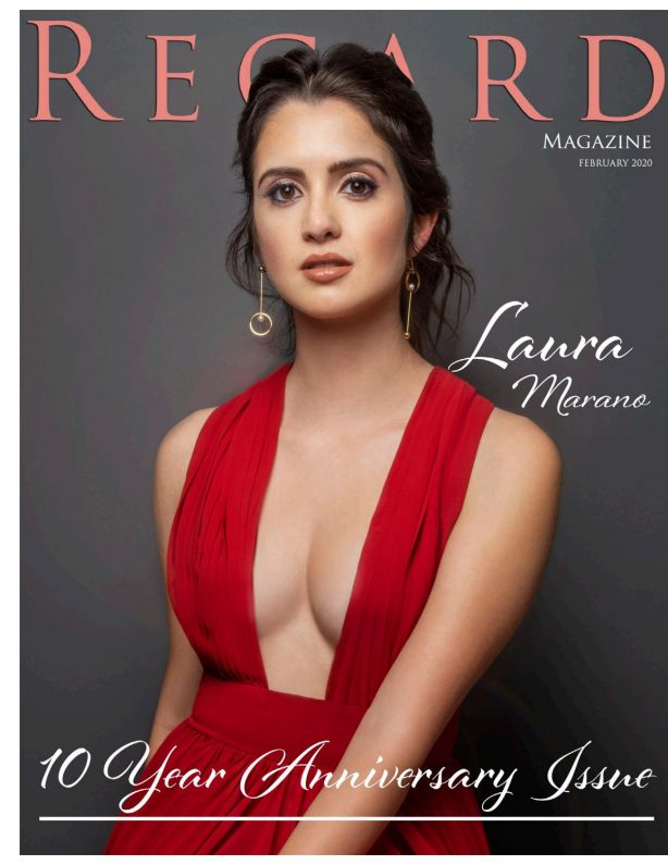 Laura Marano - Regard Magazine (Feb 2020 issue)