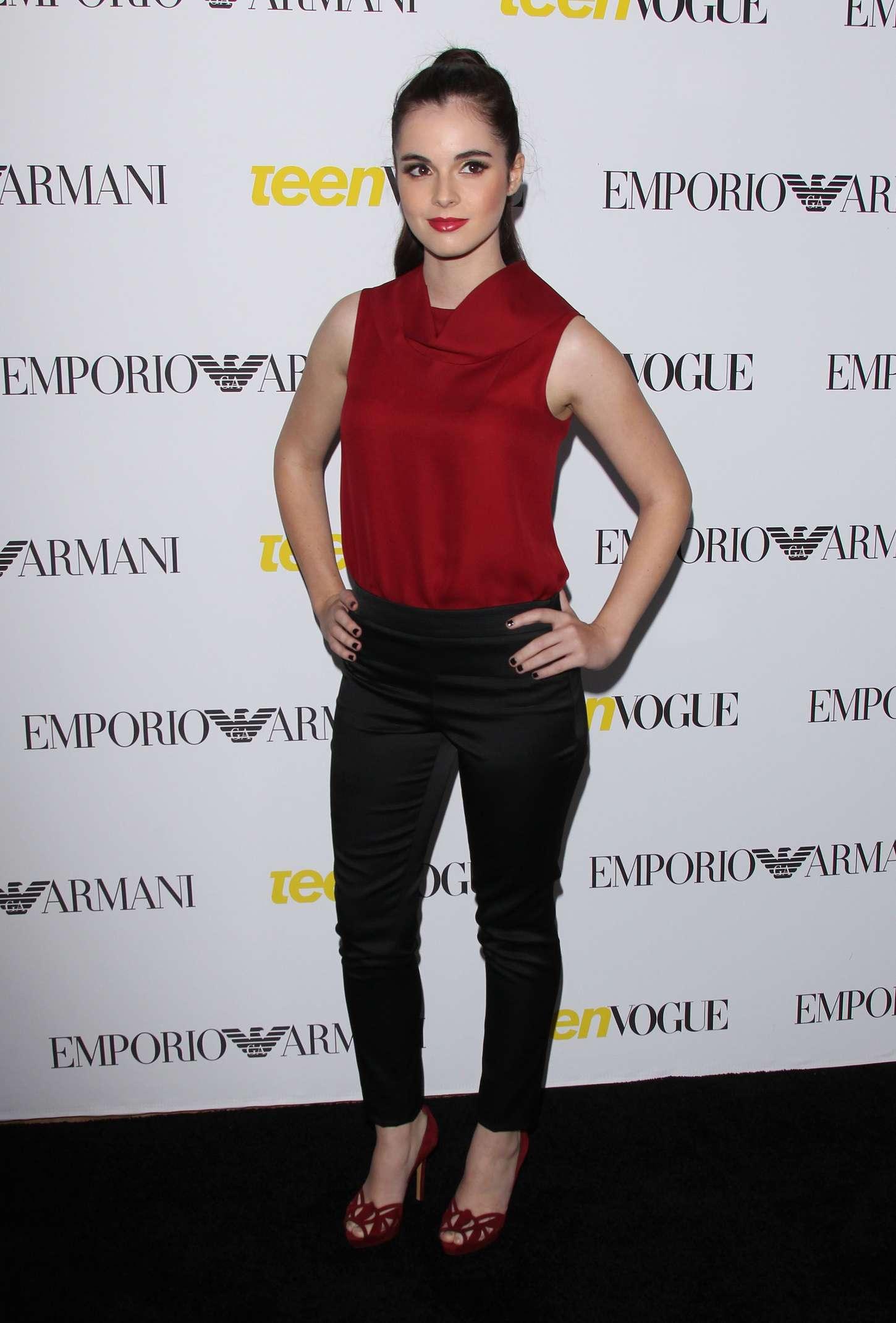 Laura Marano 2015 : Laura Marano: 2015 Teen Vogue Young Hollywood Party -02